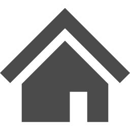 家の無料アイコン ミニマリストしぶのブログ