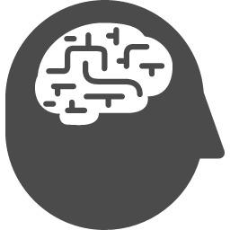 脳のフリーアイコン10 ミニマリストしぶのブログ