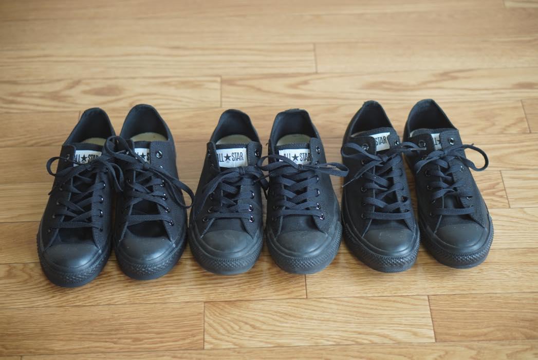 服に年間1000万円使うプロのおすすめ。「オールスター」はミニマリストと相性抜群な靴